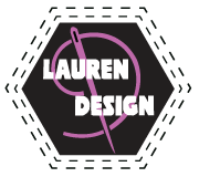 lauren d design logo